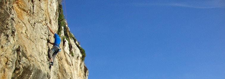Rock climbing Sintra